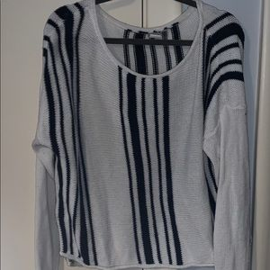 Rich Striped Sweater